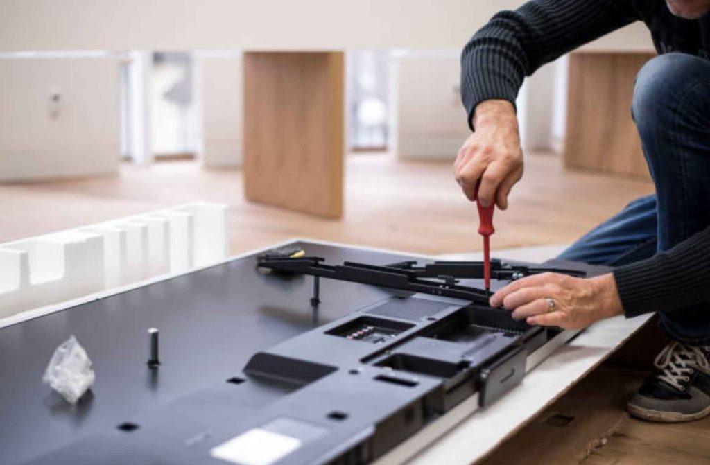 نمایندگی تعمیرات تلویزیون ال جی در محل