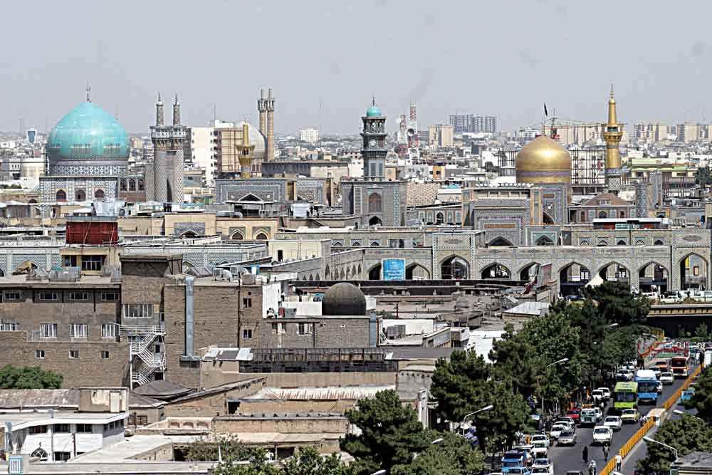 محله امام رضا مشهد